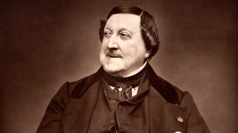 Les 10 airs d'Opéra les plus connus de Rossini (1792-1868)